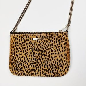 Rebecca Minkoff Cheetah Leopard Mini Bag